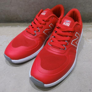 NEW BALANCE NUMERIC NM420 RED