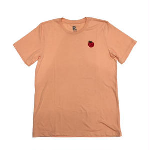PARK DELICATESSEN STRAWBERRY TEE PEACH