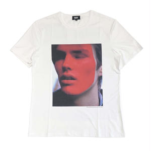 DUST BRETT TEE WHITE