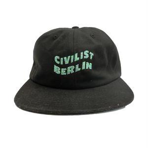 CIVILIST KABEL CAP BLACK