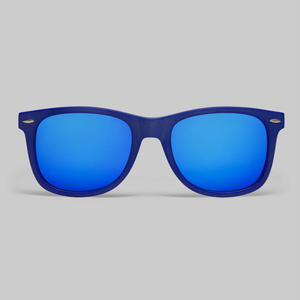 CARHARTT DEARBORN SUNGLASSES YALE BLUE MATTE