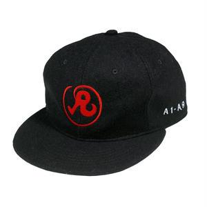 RICHARDSON GLYPH CAP BLACK