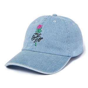 THE QUIET LIFE   ROSE DAD HAT DENIM