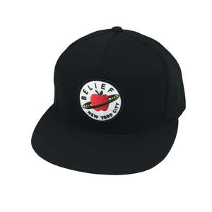 BELIEF CITY SPACE SNAPBACK BLACK