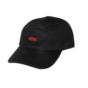032C CLASSIC CAP BLACK