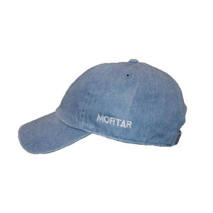 STARTER × MORTAR 6PANEL CAP DENIM