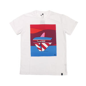 BY PARRA WRONG SAIL T-SHIRTS