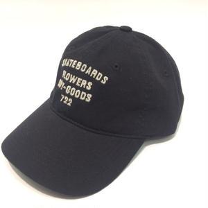 PARK DELICATESSEN WINDOWS CAP BLACK