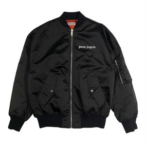 PALM ANGELS LOGO OVER BOMBER