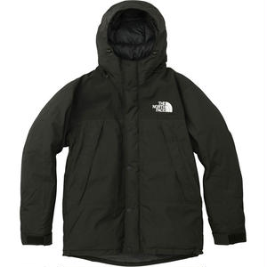 THE NORTH FACE MOUNTAIN DOWN JACKET  K  (ブラック)