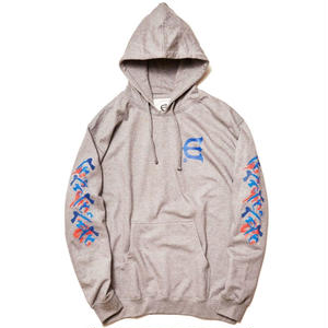 EVISEN SKATEBOARDS DOSU HOOD GREY
