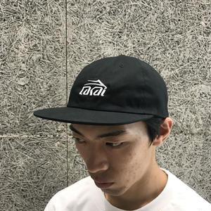 LAKAI LOGO CAP BLACK