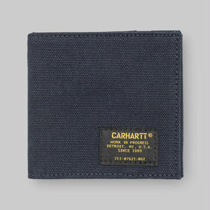 CARHARTT CAMP WALLET NAVY