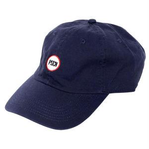 PSCN CIRCLE LOGO CAP NAVY