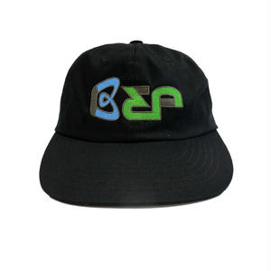 BLACK EYE PATCH BEP 6PANEL CAP BLACK