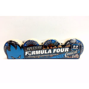 SPITFIRE WHEELS FORMURA FOUR CONICAL FULL 99DURO