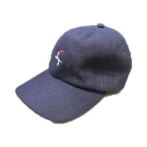 Diaspora Skateboards DET WOOL CAP NAVY