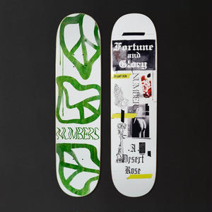 NUMBERS EDITION  TEIXEIRA  EDITION 5 DECK   8.0INCH