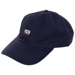 PSCN UNDER LINE LOGO CAP NAVY