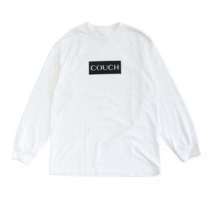 COUCH SURF CO BAR LONG SLEEVE WHITE