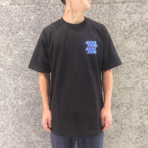 DIASPORA SKATEBOARDS OIL TEE BLACK