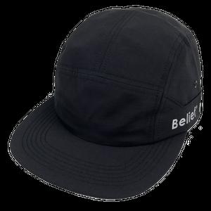 BELIEF SIDELINE 7 PANEL  CAP BLACK