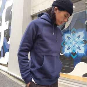 NORSE PROJECTS KETEL CLASSIC HOOD NAVY