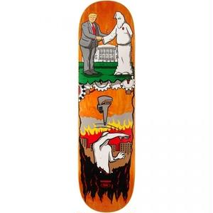 REAL SKATEBOARDS JIM THIEBAUD WRENCH JUSTICE 8.25