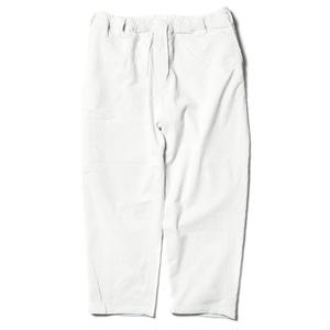 TIGHTBOOTH PRODUCTION BAGGY CODE PANT WHITE