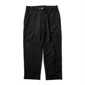 TIGHTBOOTH PRODUCTION T/C TAPERED PANTS BLACK