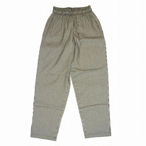 COOKMAN  CHEF PANTS HICKORY