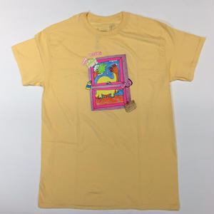 Illegal Civilization  Most Dope Tee yellow