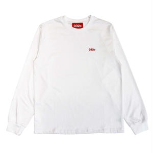 032C CLASSIC LONG SLEEVE WHITE