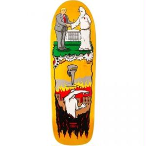 REAL SKATEBOARDS JIM THIEBAUD WRENCH JUSTICE 9.75