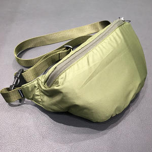 MAIDEN NOIR  RIPSTOP  SIDE BAG  KHAKI