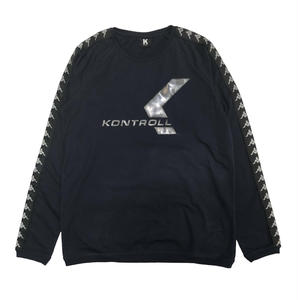KAPPA KONTROLL BANDA LONG SLEEVE NAVY