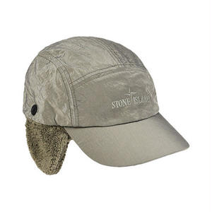 STONE ISLAND NYLON METAL / BOA CAP OLIVE