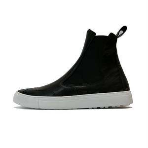 STONE ISLAND SHADOW PROJECT SLIP-ON HIGH BLACK