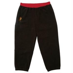 EVISEN SKATEBOARDS BUSHI FLEECE PANTS BLACK