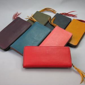 ラウンドファスナー 薄型 財布 ミネルバ・ボックス