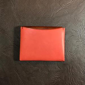 Dew-004 二つ折財布(カードケース)ピンク