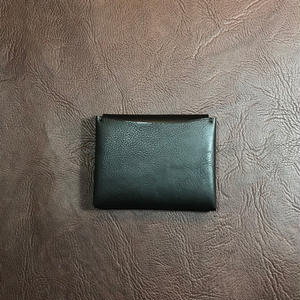 Dew-004 二つ折財布(カードケース)黒