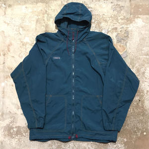 90's Columbia Nylon Hooded Jacket