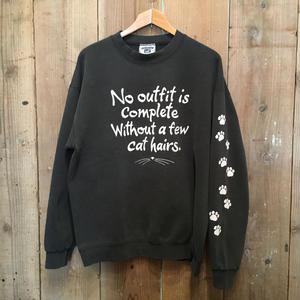 90's  Lee Cat Sweatshirt