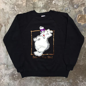 90's  Hanes Ghost Sweatshirt