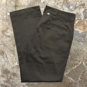 80's Dickies Work Pants OLIVE  W : 36