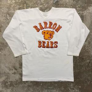 70's RUSSELL ATHLETIC Football Sweatshirt