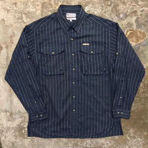 Columbia GRT Plaid Shirt