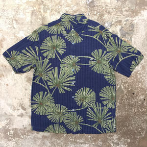 TORI RICHARD Silk Aloha Shirt