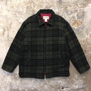 80's L.L.Bean Wool Jacket
